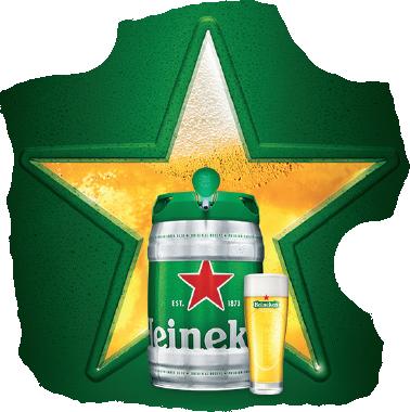 Heineken 5l Keg
